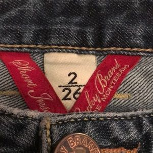 Lucky Brand Jeans - LUCKY BRAND Lola Boot Jean Size 2/26 DOPE